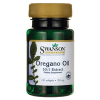Extracto de aceite de orégano 150 mg