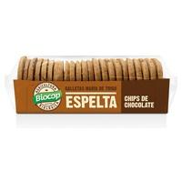 Galletas maría Espelta con chips de chocolate