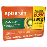Apiserum Defensas Pack 3 meses