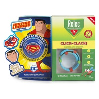 Superman Mosquito Wristband