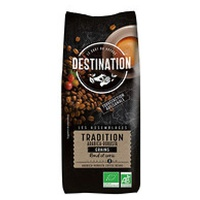 Grãos de café de tradição arábica - robusta restauração orgânica especial