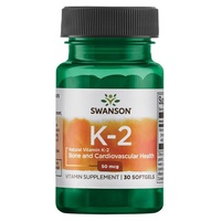 Witamina K-2 Natural, 50mcg