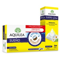 Aquilea Sleep Pack + Aquilea Drops FREE