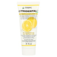 Dentifrice Citrobiotic Citridental