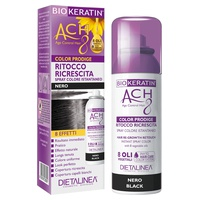 Biokeratin ACH8 Color- Retoque- Caoba