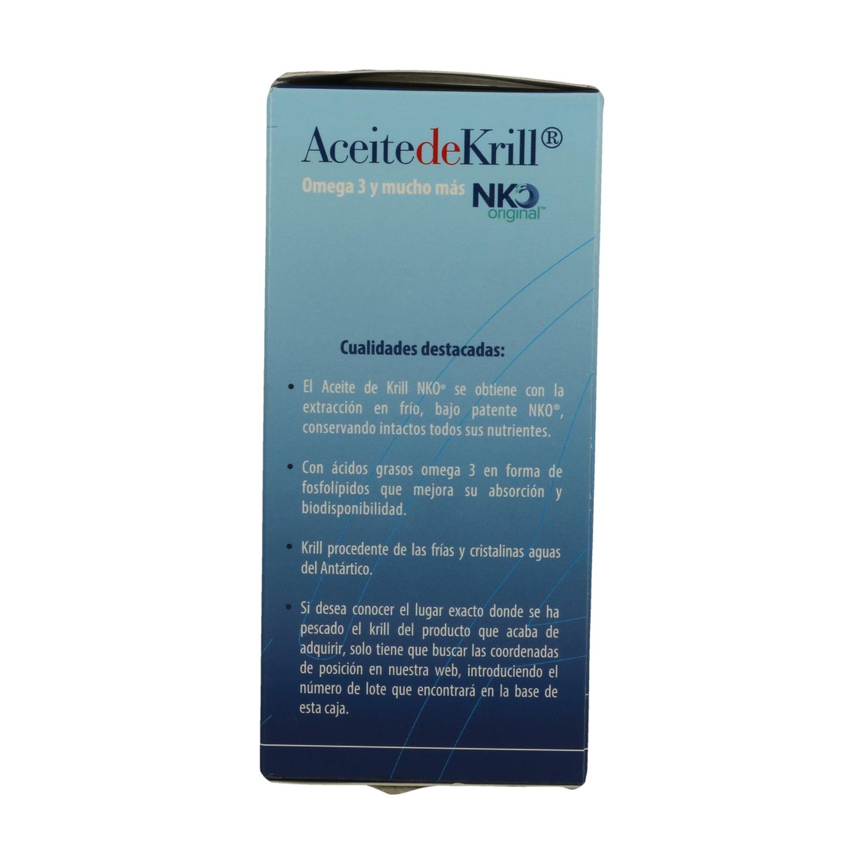Aceite de krill mejor marca