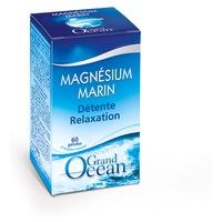 Marine Magnesium capsules - 60 capsules