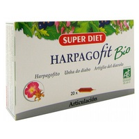 Harpagofit Bio Agbio 20 ampollas de Super Diet