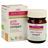 Organic compact folic acid
