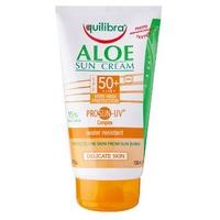 Crema Solar de Aloe Vera SPF50+