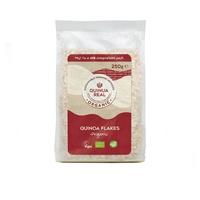 Organic real quinoa flakes