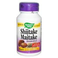 Shiitake y Maitake Estandarizado