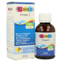 Pediakid omega 3 (aroma limón y cola)