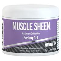 Muscle Sheen Maximum Definition Posing Gel