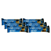 Pack Barrita Low Carbs High Protein (Sabor Galleta-Chocolate)