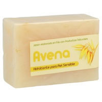 Jabón en Pastilla de Avena