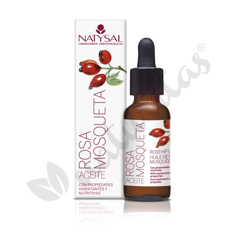 Aceite de Rosa Mosqueta