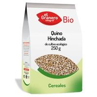 Puffed Quinoa Bio
