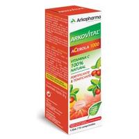 Arkovital Acerola 1000 Źródło witaminy C.