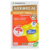Arkoreal Royal Jelly Vitamins 500mg with Orange and Honey Flavour