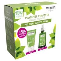 Perfektes Hautkörperpeeling + Birkencelluliteöl