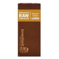 Tabletas de cacao con almendra y baobab Caja de 8 unidades de Vitafood Raw