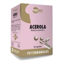 Phytogranulos Acerola Vitamina C