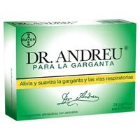 Dr. Andreu Pastillas para la garganta