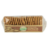 Galletas maría Espelta con chips de chocolate