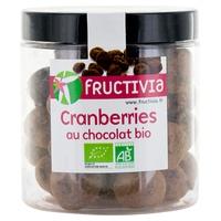 Cranberries au chocolat BIO