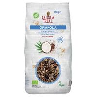 Granola de Quinua Real con Cacao y Coco sin Gluten Bio