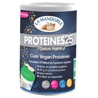Cura proteínas veganas