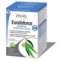 Eucalyforce pastillas para la garganta