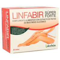 Linfabir Super Forte 20 viales de Derbos