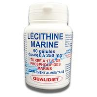 Marine lecithin