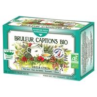Organiczna herbata ziołowa spalacz cellulitu