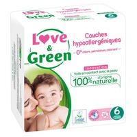 Love & Green Couches hypoallergà © niques T6 x34