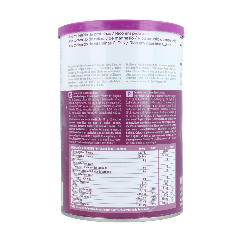 Colageno Peptidos Bioactivos De Forticoll 300g Naturitas