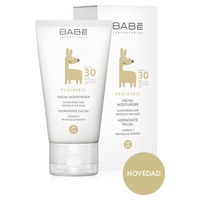 Pediatric Hidratante facial SPF 30