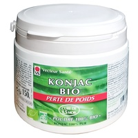 Konjac organic powder