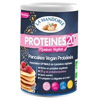 Pancakes proteínas vegan