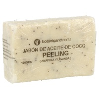 Jabón de Aceite de Coco Tratamiento Peeling Botánica Nutrients