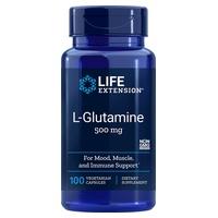 L Glutamina 500 mg