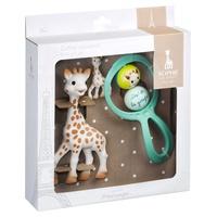 Set regalo Sophie la Girafe azzurro