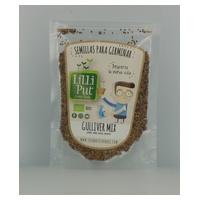 Mezcla Gulliver Mix (Alfalfa,Trébol, Brócoli Raab y Rabanito) para Germinar Ecológica