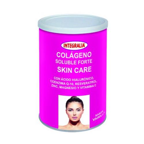 Colágeno Soluble forte skin care (sabor vainilla)