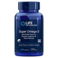 Omega-3 EPA / DHA mit Sesam Lignanen & Oliven Extrakt