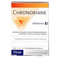 Chronobiane Melatonina