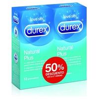 Natural plus condoms