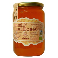 Organic Milflores Honey